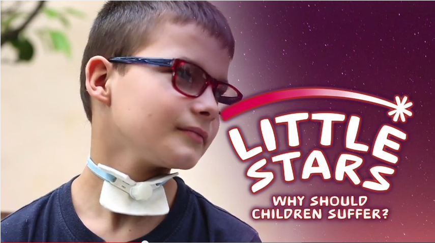 Why should children suffer?