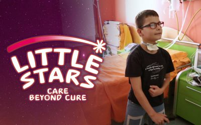 Matteo's Story – Care Beyond Cure