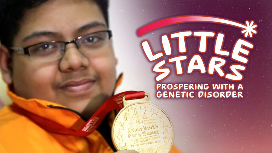 Nazmi's Story – Prospering with a Genetic Disorder