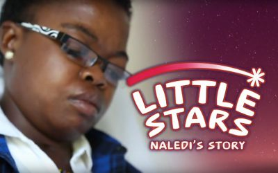 Living with HIV – Naledi's Story