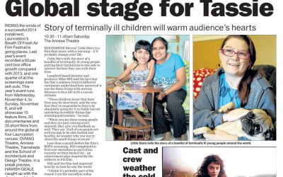 Story of seriously ill children will warm audience's hearts